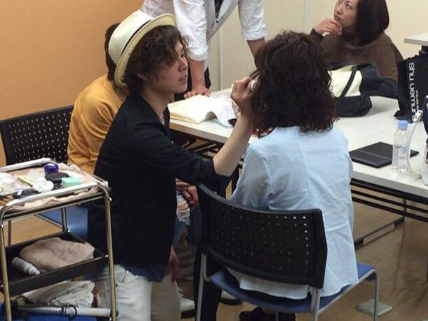 プロの美容師に向けたセミナーは2週間でSOLDOUT!!