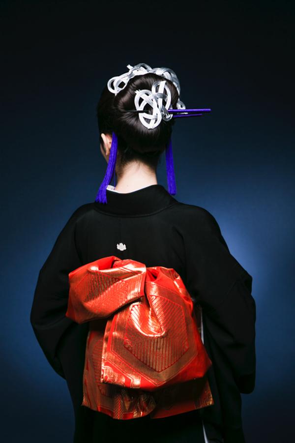 hair&make 山田磨由美069 業界誌「IZANAGI」掲載のサムネイル