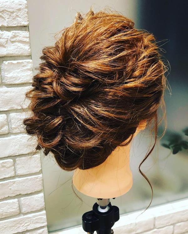 ✨簡単王道まとめ髪アレンジ✨ヘアセットを短時間で可愛く✨
