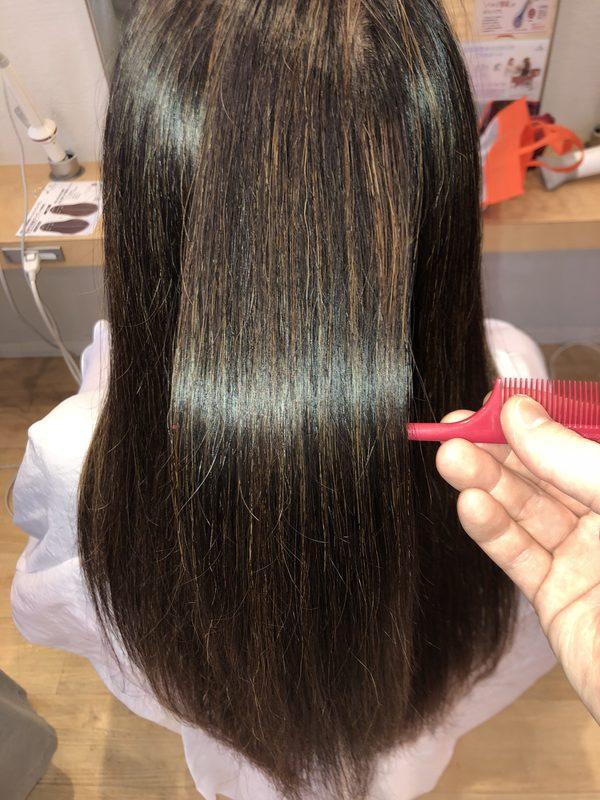 髪の毛の艶感を取り戻したい方必見!水素の力で艶髪を取り戻しましょう✨