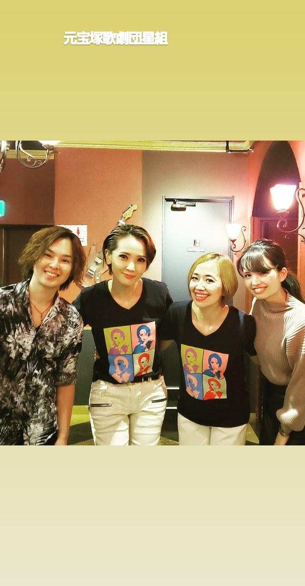 JOYFUL~星降る夜に~のライブヘアメイクにて元宝塚歌劇団星組の壱城あずささんを担当させていただきました!