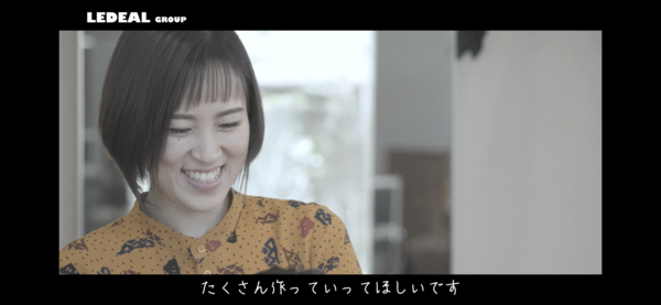 sayaka のヘアアレンジセミナー告知動画完成😍