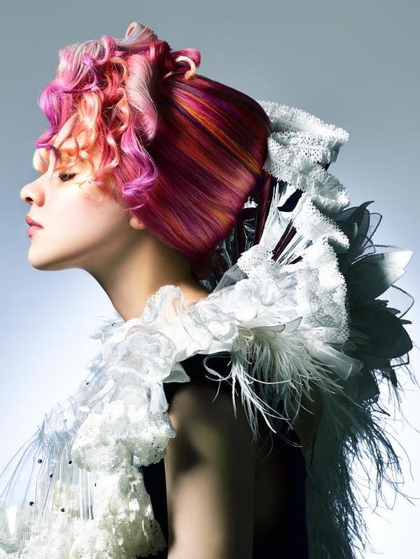 colorlist 大嶋皓基  hair&make 山田磨由美 018のサムネイル