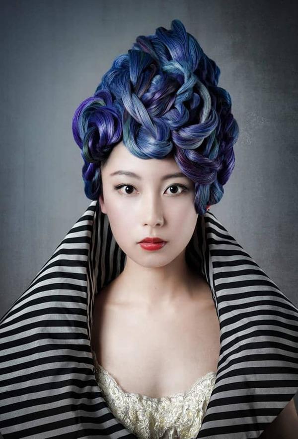 hair&make 山田磨由美  colorlist 大嶋皓基 011のサムネイル