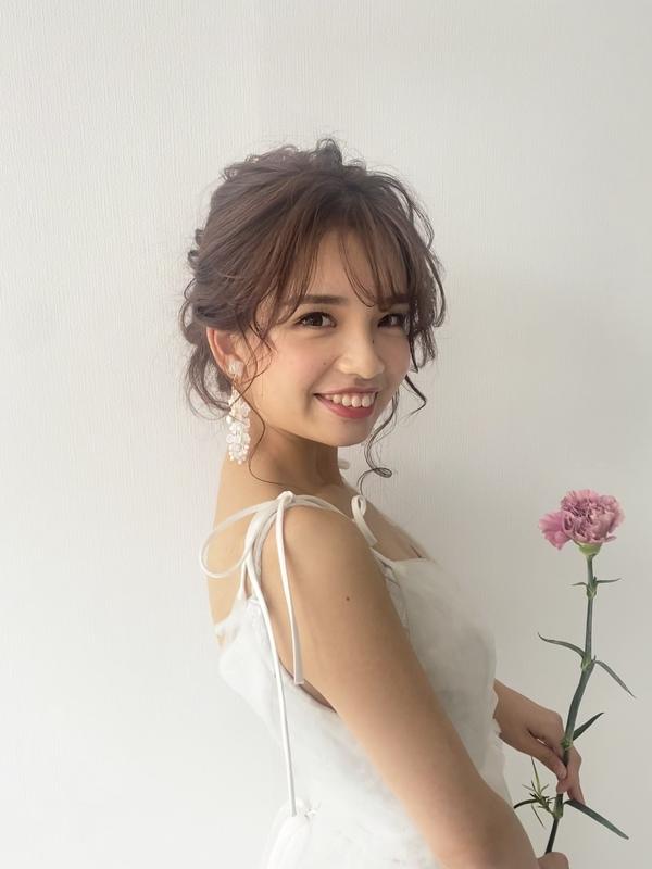 花嫁さん必見!結婚式ヘアメイクを成功させる裏技!