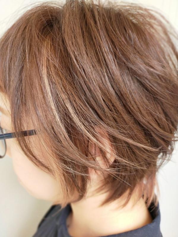 伸ばしてるけど変えたいどうするショートヘア TAKEブログ