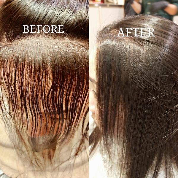 髪質改善、酸性ストレートがキーワード多し。 TAKEブログ